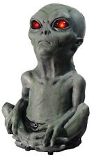 Halloween Area 51 ROSWELL ALIEN BABY MOTION ACTIVATED Prop Haunted House NEW