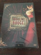 Moulin Rouge (Dvd, 2002) New - Sealed
