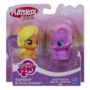 Playskool Friends My Little Pony Applejack & Daisy Dreams Brand New