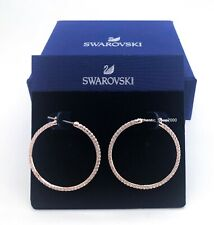 ee8e8d7b149b9 Swarovski Crystal Hoop Fashion Earrings for sale | eBay