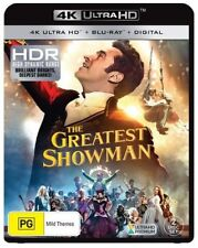 The Greatest Showman (Blu-ray, 2018, 2-Disc Set)