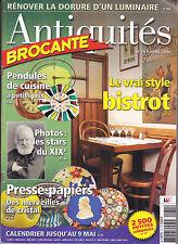 Antiquités Brocante  N°74 avril 2004