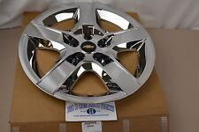"2008-2010 Chevrolet Malibu 17"" Chrome 5-Spoke Wheel Cover HUB CAP new OEM"