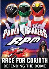 Power Rangers RPM, Vol. 2: Race for Cori DVD