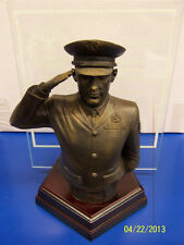 US Air Force Tribute Vanmark American Heroes Military Bust Collectible Figurine
