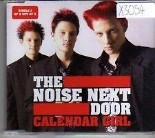 (CJ937) The Noise Next Door, Calendar Girl - 2004 CD