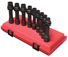 Sunex 12pt Metric Extended Universal Impact socket set for driveline, etc. #2695