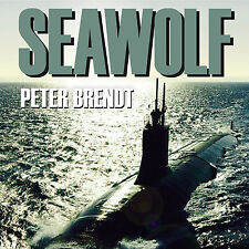 CD Seawolf by Peter Brendt submarine Fight in Persian Golf 2mp3 CDs
