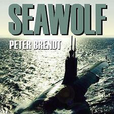 CD Seawolf von Peter Brendt U-Boot Kampf im Persischen Golf    2mp3 CDs