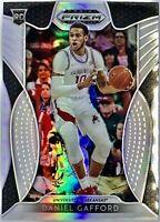 2019-20 Panini Daniel Gafford Silver Prizm Rookie Card RC Chicago Bulls 📈🔥