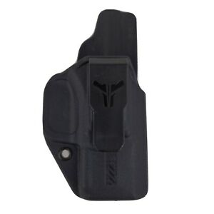 Blade-Tech IWB Klipt Holster - Springfield Hellcat Black Conceal Carry