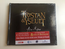 Tristan et Yseult DIGIBOOK CD + DVD + LIVRET NEUF SOUS BLISTER Alan SIMON