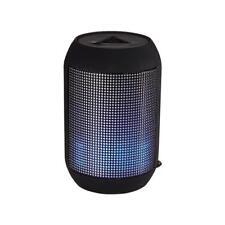 Pulse LED Bluetooth Speaker - Black