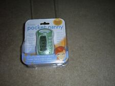 Itzbeen Pocket Nanny Baby Care Timer Changing Feeding Meds Sleep WD68 Green new