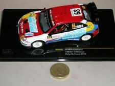 Voiture de rallye miniatures multicolore