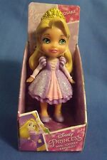 Toys New Disney Princess Mini Toddler Rapunzel Doll 4 inches