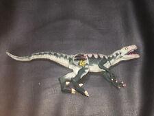 Jurassic Park Velociraptor Jp13 Dinosaur Action Figure Custom Blood Paint 1997