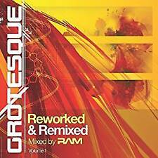 Grotesque Reworked & Remixed - RAM - Various Artists (NEW 2CD)