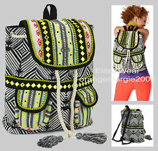 Zumba BACKPACK Duffel Tote Bag-Gym-Travel STYLISH, SPACIOUS & DURABLE! Beachy:)