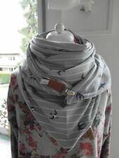 Damen-Schals & -Tücher im Dreieckstuch-Stil aus 100% Baumwolle Gestreifte