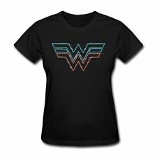 Wonder Woman 1984 Logo Neon Women's T-Shirt