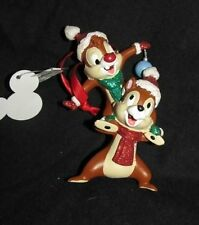 Disney Parks Chip n' Dale Ornament New