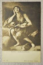 "CPA "" MADRID - Museo del Prado - La Magdalena Penitente (Ribera)"