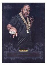 BIZ MARKIE 2012 Panini BLACK FRIDAY Exclusive BLACK Holo-Foil Card #BM BEATS