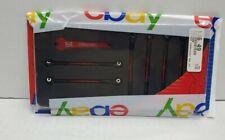 Traxxas 5539X Red Aluminum//Alum Camber-Link Turnbuckles 6 Jato 3.3 /& 2.5