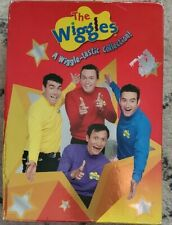 The Wiggles - A Wiggle-tastic Collection (DVD, 2006, 3-Disc Box Set) B466