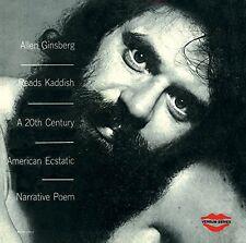 Allen Ginsberg – Reads Kaddish Very Limited Red Vinyl LP