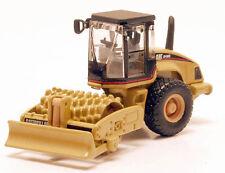 Norscot 55156 CAT Caterpillar CS-563E Padfoot Drum Soil Compactor 1:87 DieCast