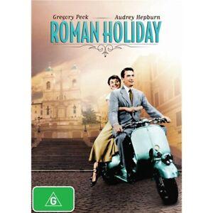 Roman Holiday DVD Region 4 NEW