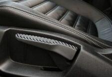 VW Volkswagen Scirocco R tipo 13 mk3 sede decoración carbon escaños lámina cáscaras sede