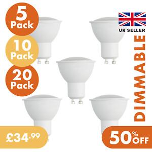 GU10 Dimmable LED Bulb Energy Saving Light Bulb Spotlight Lightbulb 4W 25wPower
