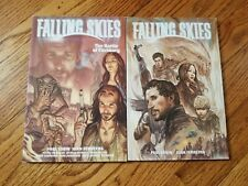 Falling Skies TV Show Tie-In Used TPB Lot Dark Horse Comics