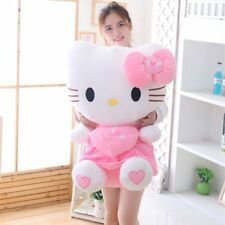 30CM Hello Kitty Plush Toy Adorable Cute Doll Stuffed Soft Girls Birthday Gift