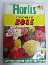 Flortis fumier rose x x fleurs d'eau abondante et perfumé 1 Kg avec distributeur