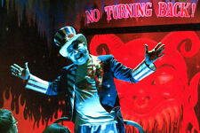 Sid Haig The Devil's Rejects 24x36 Poster in Uncle Sam clown costume