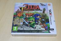 The Legend Of Zelda Tri Force Heroes  Nintendo 3DS Pal New Factory Sealed