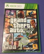 Grand Theft Auto V [ GTA V / GTA 5 ]  (XBOX 360) NEW