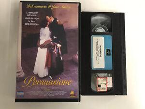 PERSUASIONE (1996) VHS - AMANDA ROOT