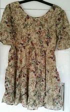 Mini Boho Floral Dresses for Women
