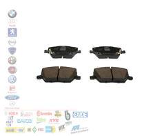 PASTIGLIE FRENO ANTERIORI FIAT 500X JEEP COMPASS RENEGADE 1.4 1.6 2.0 P1807