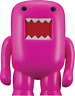 "Domo - 4"" Vinyl Figure Black-light Pink-DHC20-725"