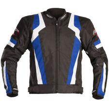 Blousons bleu taille pour motocyclette Femme