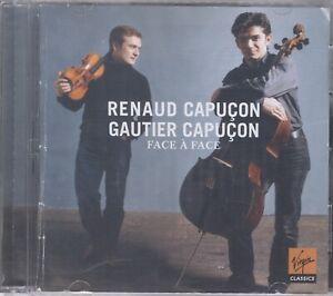 Face a Face: Duos for Violin & Cello CD 062