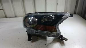 FORD RANGER RIGHT HEADLAMP PX SERIES 2, XL/XLS, W/ AMBER FLASHER TYPE, 06/15-06/
