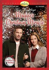 KAREN KINGSBURY'S MAGGIE'S CHRISTMAS MIRACLE New Sealed DVD Hallmark Channel