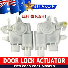 Pair Door Lock Actuator Left + Right for Honda Accord Acura Euro /non Euro 03-07
